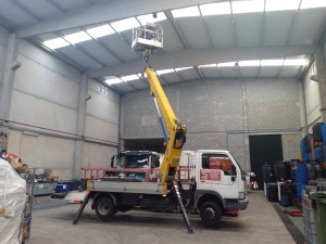 Instalación y mantenimiento eléctrico